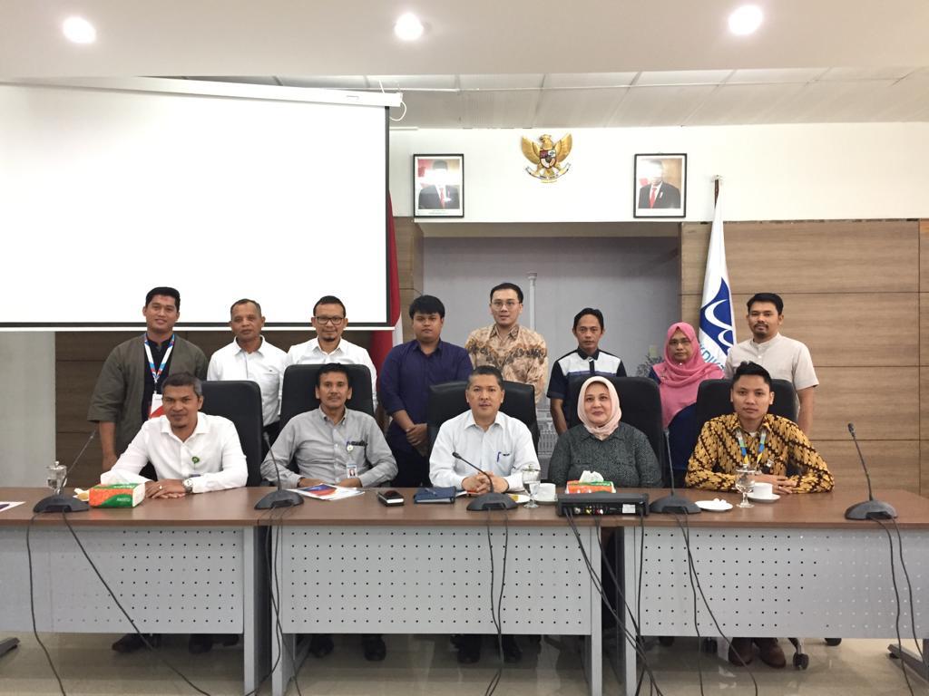 Pemaparan Smart Campuss dan Smart Parking di Universitas Syiah Kuala Banda Aceh