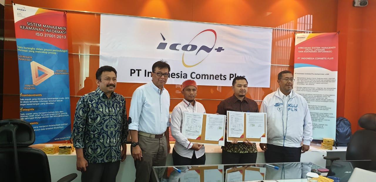 Tanda Tangan Kontrak Kerja, ICON+ Siap Support Universitas Syiah Kuala Aceh