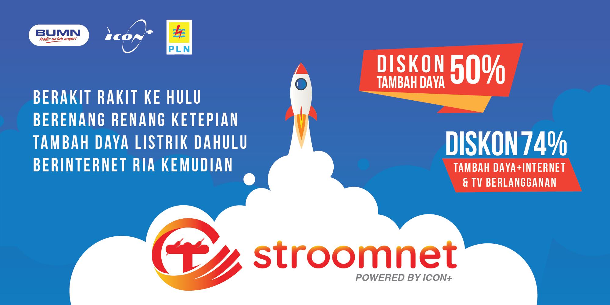 Stroomnet PLN Saingi IndiHome Telkom, Apa Kabar Sinergi BUMN?